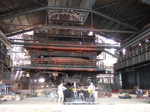 07年7月7日 Duisburgにて