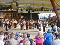 European dance caravan