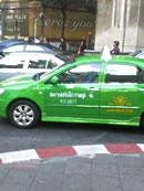 Taxi in Bangkok 5