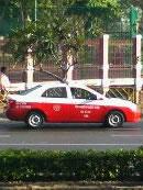 Taxi in Bangkok 11