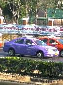 Taxi in Bangkok 12