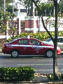 Taxi in Bangkok 13