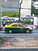 Taxi in Bangkok 18